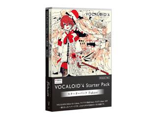 YAMAHA/ヤマハ VOCALOID4 Starter Pack Fukase 【せかいのおわり/SEKAI NO OWARI 】【FUKASESTJP】【スターターパック】 【VC4FUKASE】
