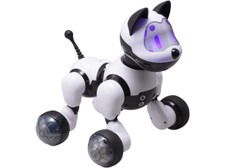 kiyoraka/キヨラカ RI-W01 ロボット犬 歌って踊ってわんわん