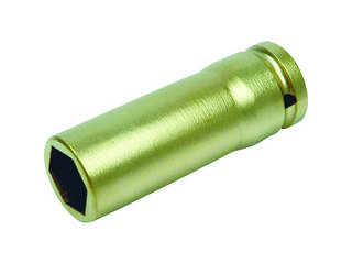 ENDRES TOOLS/エンドレスツールズ A-MAG/アーマグ 防爆6角インパクト用ディープソケット差込角1/2インチ用 対辺32mm 0351018S