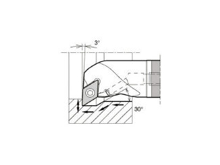 KYOCERA/京セラ 内径加工用ホルダ E10N-SDUCR07-14A-2/3
