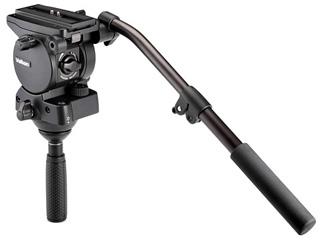 75mm径のボールレベリングを搭載した高性能大型ビデオ雲台 Velbon/ベルボン FHD-81 高性能大型ビデオ雲台