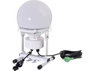NICHIDO/日動工業 連結LED投光器 ディスクボール100W 床スタンド式 昼白色 L100W-AB-50K
