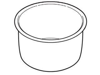 Panasonic/パナソニック IHジャー炊飯器用内釜  ARE50-E22