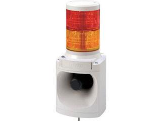 PATLITE/パトライト LED信号灯付き電子音報知器 LKEH-202FA-RY