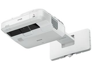 EPSON/エプソン 【キャンセル不可商品】ビジネスプロジェクター 4000lm/超短焦点壁掛け対応 EB-700U