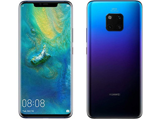 HUAWEI/ファーウェイ 6.39型SIMフリースマートフォン HUAWEI Mate 20 Pro/Twilight 51093BPM