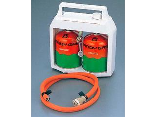 簡易ガス供給機 サファイヤー(H)ボンベ2本付