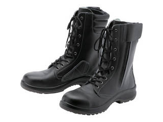MIDORI ANZEN/ミドリ安全 女性用長編上安全靴 LPM230Fオールハトメ 22.0cm