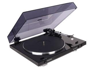 VOXOA/ボクソア T50 フルオートマチックUSBレコーディングターンテーブル