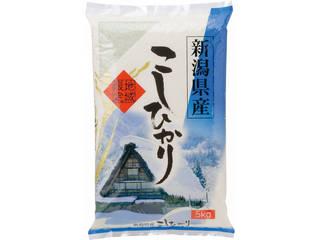 コシヒカリ 新潟県産 コシヒカリ(25kg)  BLN5-5D