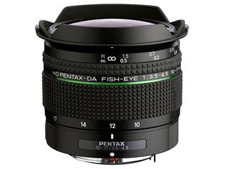 PENTAX/ペンタックス HD PENTAX-DA FISH-EYE10-17mmF3.5-4.5ED S0023130