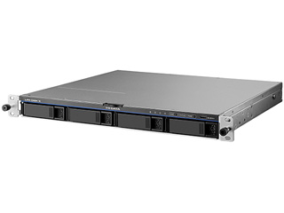 I・O DATA アイ・オー・データ LinuxベースOS搭載 法人向け4ドライブ ラックマウントタイプNAS 8TB HDL4-X8-U