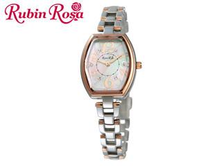 Rubin Rosa/ルビンローザ R018SOLTWH 【ルビンローザ ソーラー腕時計】【LADYS/レディース】 【国内正規品】