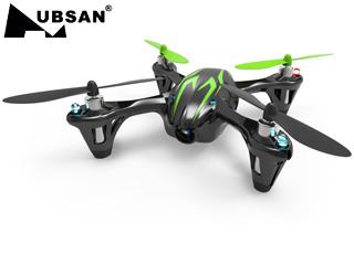 G-FORCE/ジーフォース 【HUBSAN/ハブサン】720p対応200万画素HDカメラ内蔵ドローン X4 HD (ブラックグリー) H107C-2