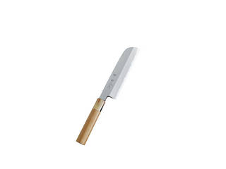 神田上作 鎌形薄刃 150mm