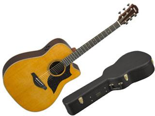 YAMAHA/ヤマハ A5R ARE (VN/ヴィンテージナチュラル)  【エレアコギター】【ケースセット!】【Aシリーズ】
