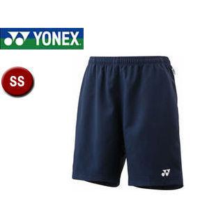 テニスウェア YONEX ヨネックス 1550-19 ネイビーブルー SS 人気海外一番 毎週更新 UNIベリークールハーフパンツ
