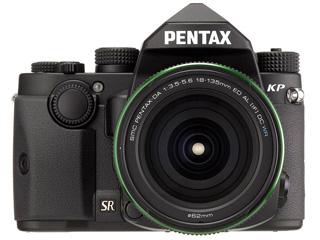 PENTAX/ペンタックス 【梱包B級品特価!】KP 18-135WRキット(ブラック) デジタル一眼レフカメラ 【kpset】