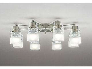 ODELIC/オーデリック OC257009BC LEDシャンデリア 8灯【~14畳】【Bluetooth 調光・調色】※リモコン別売