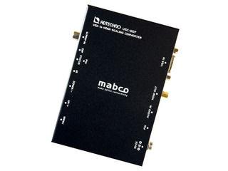 ADTECHNO/エーディテクノ 業務用スキャンコンバータ VGA→HDMIコンバータ USC-007