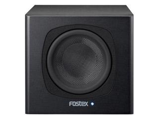 FOSTEX/フォステクス 【在庫限定特価!】【PM-SUB mini 2】 アクティブ・サブウーハー ブラック(ウーファー)