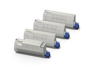 OKI/沖データ MC780dnf/dn/MC780dnl用トナーカートリッジ シアン(大) TNR-C4RC1