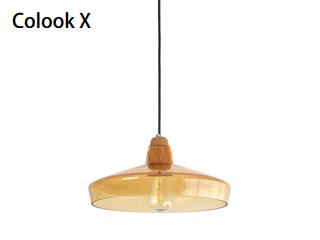 ELUX/エルックス LC10910 1灯ペンダントライト コルックX ※電球別売