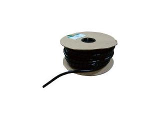 Panduit/パンドウイットコーポレーション スパイラルラッピング 耐候性ポリプロピレン 黒 T100P-C0