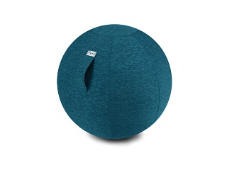 HAFELE/ハーフェレ 【VLUV/ヴィーラヴ】ファブリックシッティングボール 55cm ブルー SBV002.55CPE2