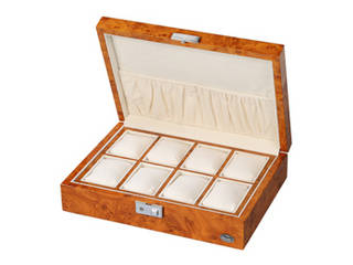 ローテンシュラガー ローテンシュラガー 木製時計8本収納ケース LU51010RW
