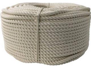 yutaka/ユタカメイク ロープ 綿ロープ巻物 12φ×200m C12-200