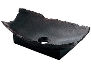 KAKUDAI/カクダイ 493-027-DG 舟型手洗器 (古窯)