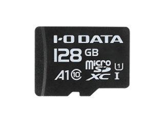 A1(Application MSDA1-128G 1)/UHS-I Class 128GB DATA/アイ・オー・データ I・O Performance スピードクラス1対応microSDXCカード