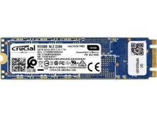 Crucial CT500MX500SSD4/JP 内蔵SSD M.2 Type 2280 MX500 500GB (5年保証)