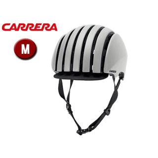CARRERA/カレラ FOLDABLE CRIT シティバイクヘルメット 【Mサイズ(S/M)】 (Matte Cool Grey)