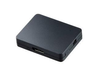 サンワサプライ DisplayPort MSTハブ(DisplayPort/HDMI/VGA) AD-MST3DPHDV