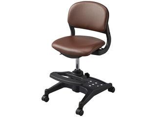 KOIZUMI/コイズミ 【HyBrid Chair/ハイブリッドチェア】CDC-107BK MB ミディアムブラウン