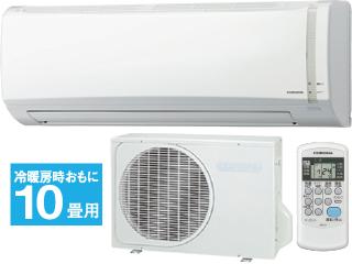 【nightsale】 ※設置費別途 CORONA/コロナ CSH-B2819R(W) ルームエアコン Bシリーズ ホワイト 【大型商品の為時間指定不可】