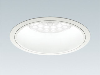 ENDO/遠藤照明 ERD2198W-P ベースダウンライト 白コーン 【超広角】【電球色】【PWM制御】【Rs-30】