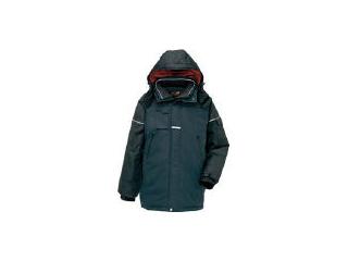 AITOZ/アイトス 防寒コート ネイビー Lサイズ AZ-6060-008-L