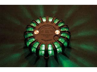 PowerFlare/パワーフレア セーフティライト 緑 PF210GOD