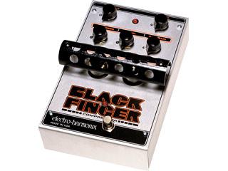 【nightsale】 【納期にお時間がかかります】 electro harmonix/エレクトロハーモニクス Black Finger オプティカルチューブコンプレッサー エフェクター 【国内正規品】