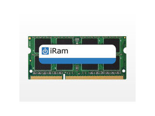 iRam Technology Mac用メモリ PC3L-14900 8GB SO-DIMM 204pin IR8GSO1866D3