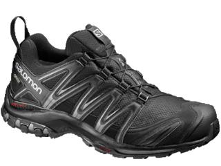 SALOMON/サロモン L39332200 FOOTWEAR XA PRO 3D GTX トレラン アウトドア シューズ メンズ【27.0】(BLACK/BLACK/MAGNET)