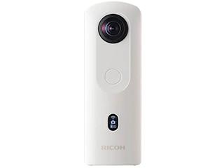 【お得なセットもあります】 RICOH/リコー RICOH THETA SC2(ホワイト) 全天球カメラ リコー・シータ 【メーカー3年保証】
