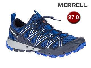 MERRELL/メレル CHOPROCK/チョップロック US/9:27.0cm ネイビー M033529