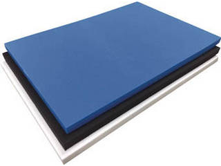 INOAC/イノアックコーポレーション 【代引不可】ポリエチレンシートEVAフォーム 青 20×1000mm×1000m A-122F-20