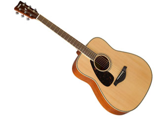 YAMAHA/ヤマハ FG-820L ナチュラル(NT) アコースティックギター 【レフトハンド】【SFG820L】 【YMHAG】【YMHFG】【ソフトケース付き】[【RPS160415】
