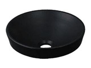 KAKUDAI/カクダイ 493-012-D 丸型手洗器 墨