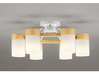 ODELIC/オーデリック OC257064BC LEDシャンデリア 6灯【~8畳】【青tooth 調光・調色】※リモコン別売